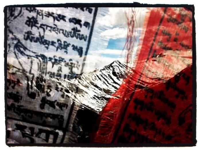 iPhone photography in Ladakh, Kardungla