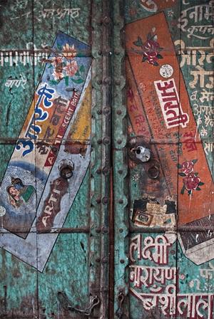 Dor in Jodhpur, Copyrighted by Brett Cole