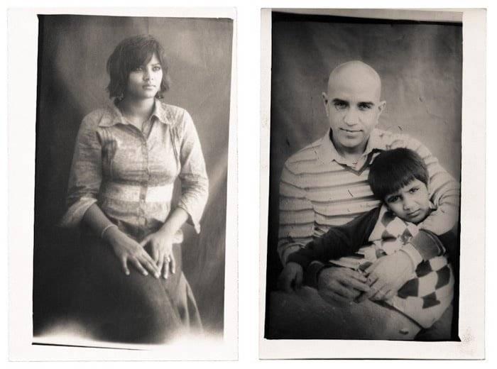 Alternative Photographic Technique in India 2010