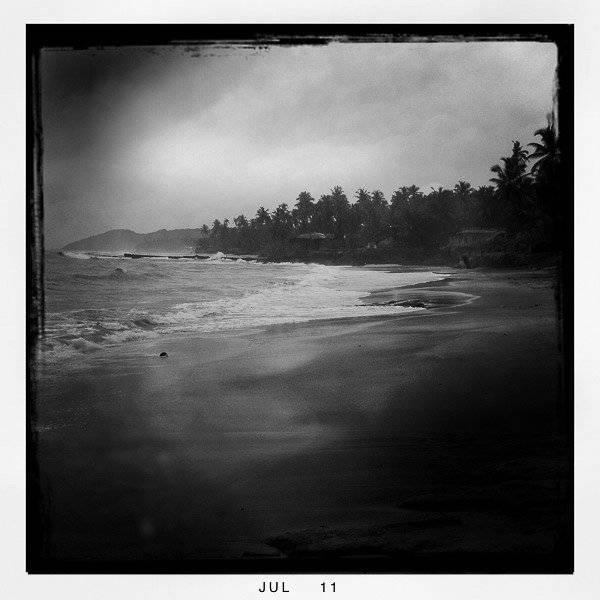iPhonography, Monsoon in Goa