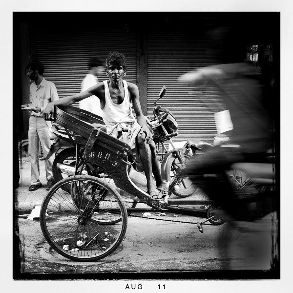iPhonography, Old Delhi