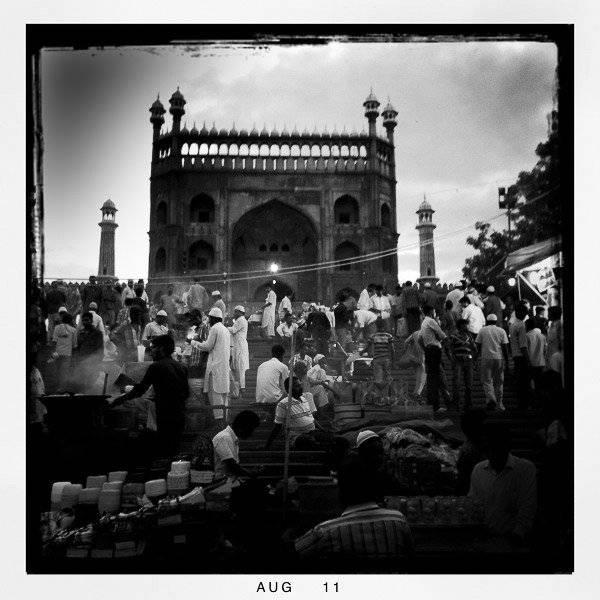 iPhonography, Old Delhi Ramadan