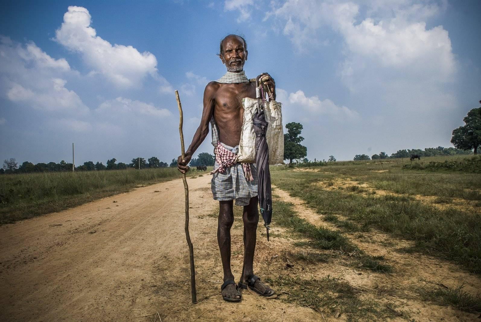 NGO photographer in India
