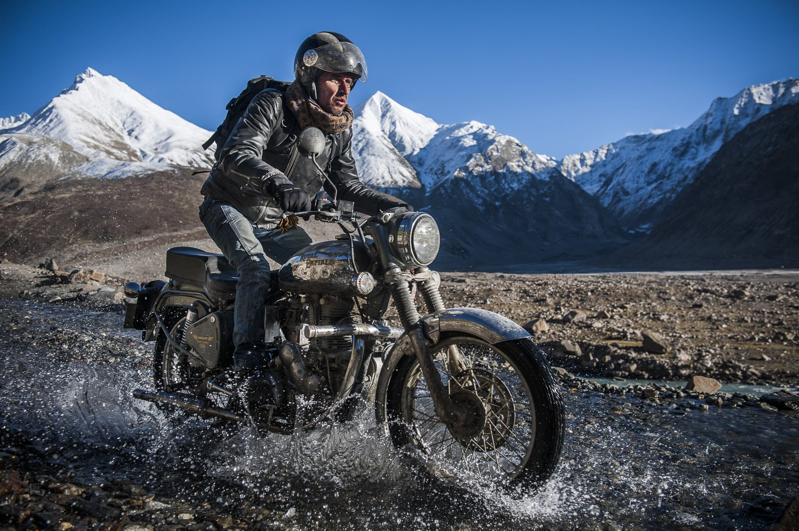 Royal Enfield Spiti Valley