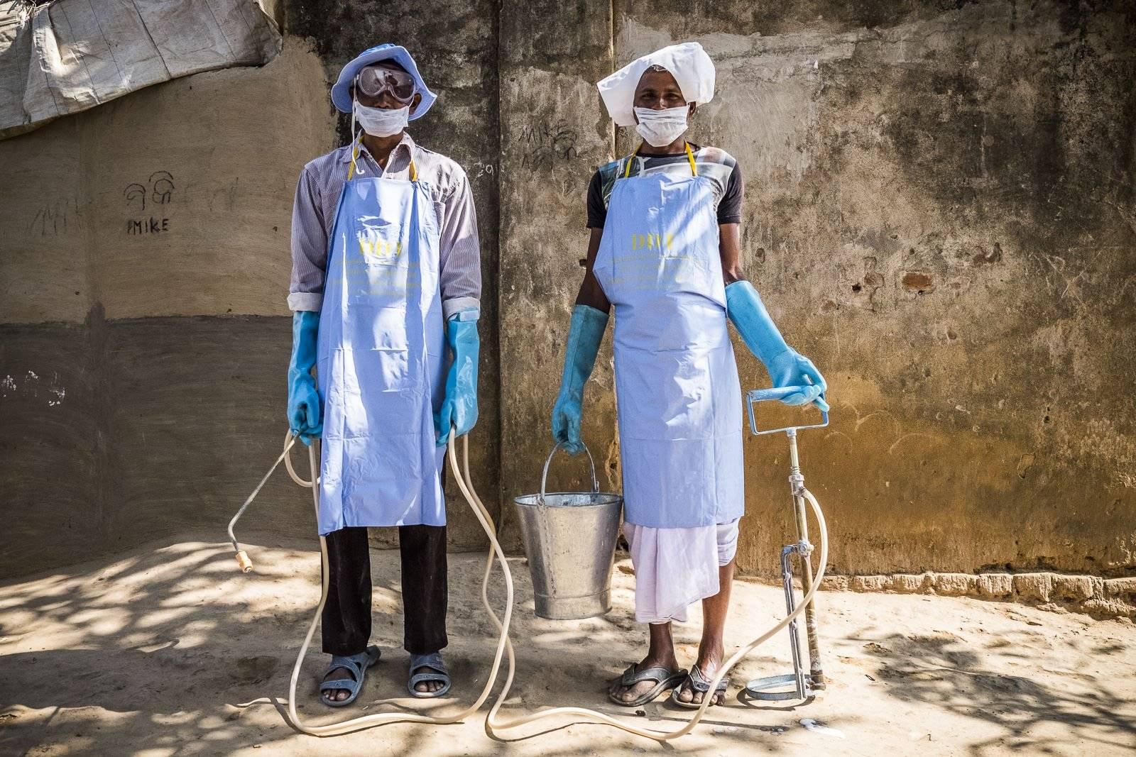 Eradicating Malaria