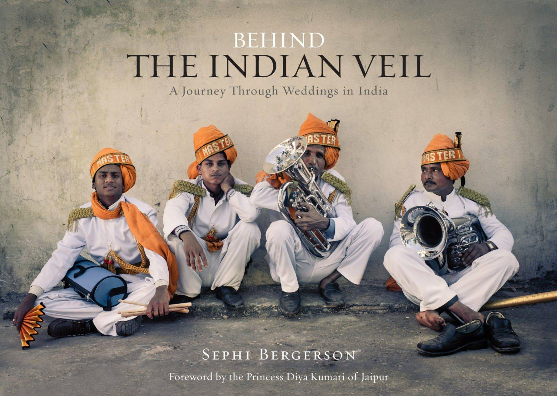Behind The Indian Veil cover